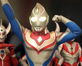 FG11475 1/6 Ultraman Dyna