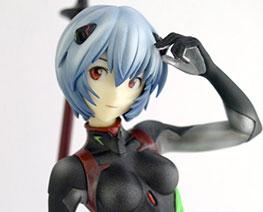 FG7789  Rei Ayanami Black Plugsuit