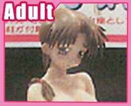 FG3624 1/5 Hoshina Tomoko Adult Version