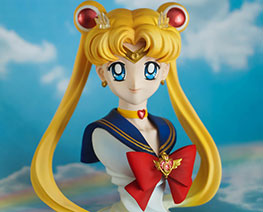 FG0072 1/4 Super Sailor Moon Bust