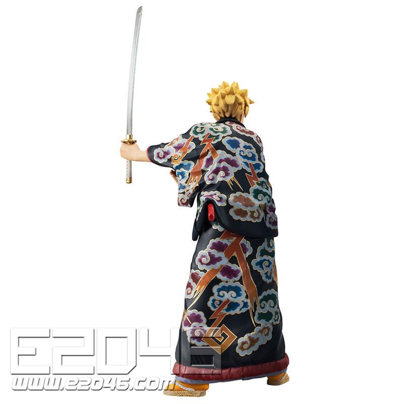 Uzumaki Naruto Kabuki Version