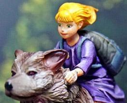FG10130 1/24 Wolf rider