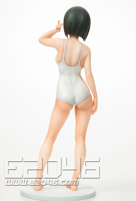 Kirigaya Suguha White Swimsuit Version