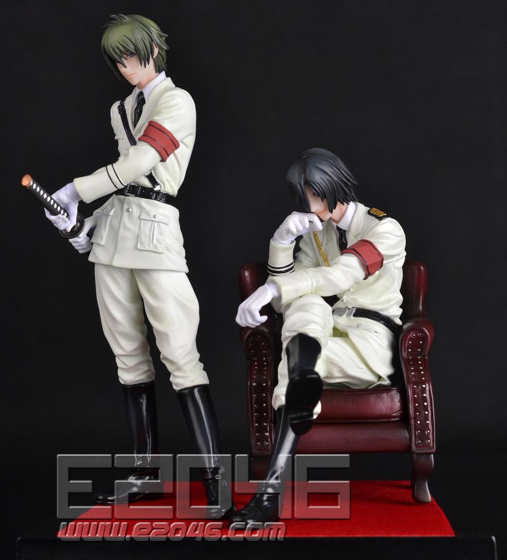 Akira & Shiki