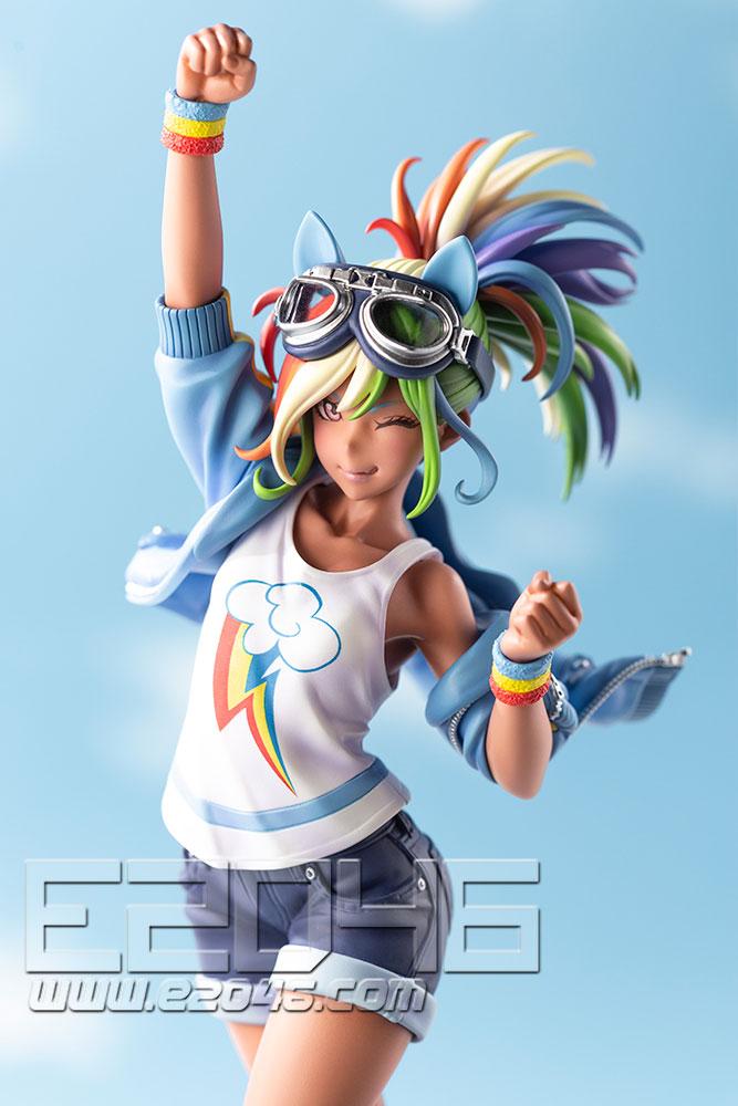 Bishoujo Rainbow Dash