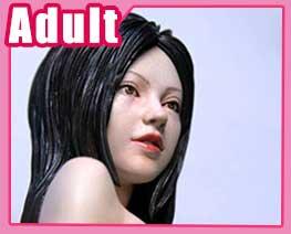 FG4203 1/6 Topless Girl