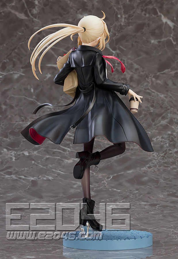 Altria Pendragon Alter Heroic Spirit Traveling Outfit Version