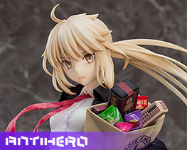 FG12721 1/7 Altria Pendragon Alter Heroic Spirit Traveling Outfit Version
