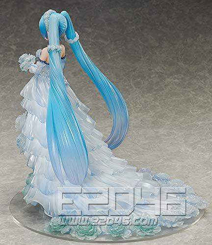 Hatsune Miku Wedding Version