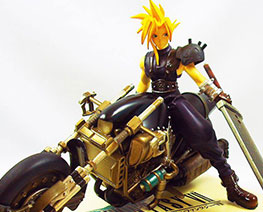 FG0594 1/8 Cloud Strife with Hardy Daytona