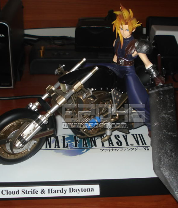 Cloud Strife with Hardy Daytona