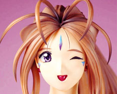 FG2159 1/4 Twinkled Eyes Belldandy