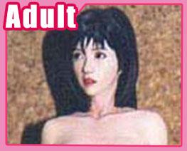 FG0847 1/6 Nude Girl Standing