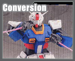 RT2671 1/100 RX-78-XX Gundam Pixy Conversion Kit