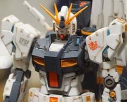 RT3062 1/144 RX-93 Nu Gundam