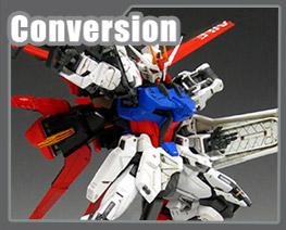 RT1595 1/100 Strike Gundam Evolve 8 Conversion Parts