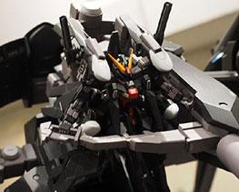 RT3204 1/400 RX-124 Gundam TR-6 Bigwig Cannon II