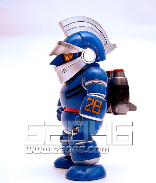 SD Tetsujin 28