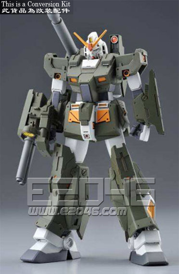 FA-78-X Full Armor Gundam NT-1 Conversion Kit