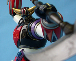 RT1247  UFO Robot Grendizer Fight Pose