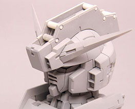 RT2437 1/48  RX-121TR-1 Gundam Hazel Head