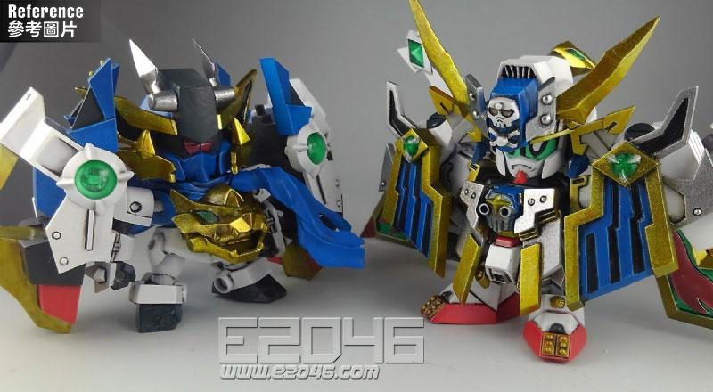 Nidaime Musha Crossbone Gundam