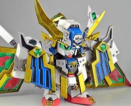 RT3378 SD Nidaime Musha Crossbone Gundam