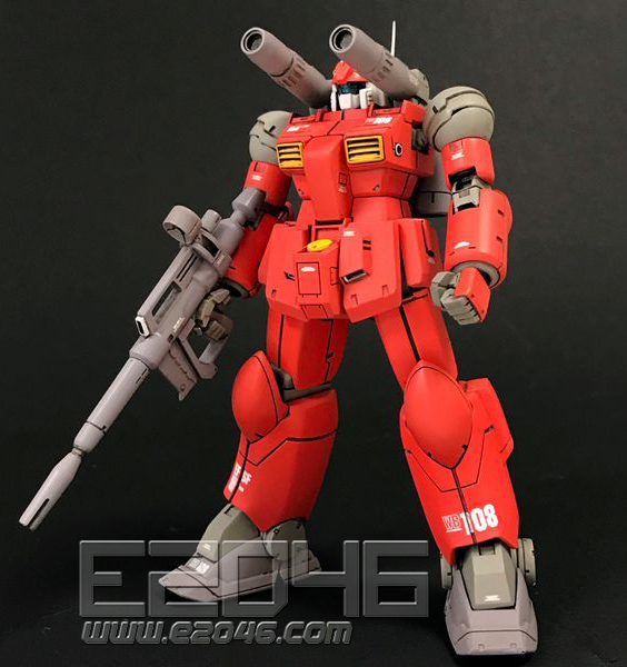 RX-77 Guncannon C-108