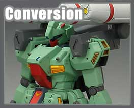 RT2778 1/144 RGM-89S Stark Jegan Conversion Parts