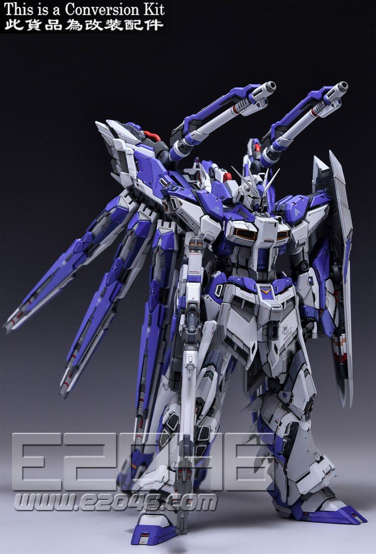 Hi-Nu Gundam Conversion Kit