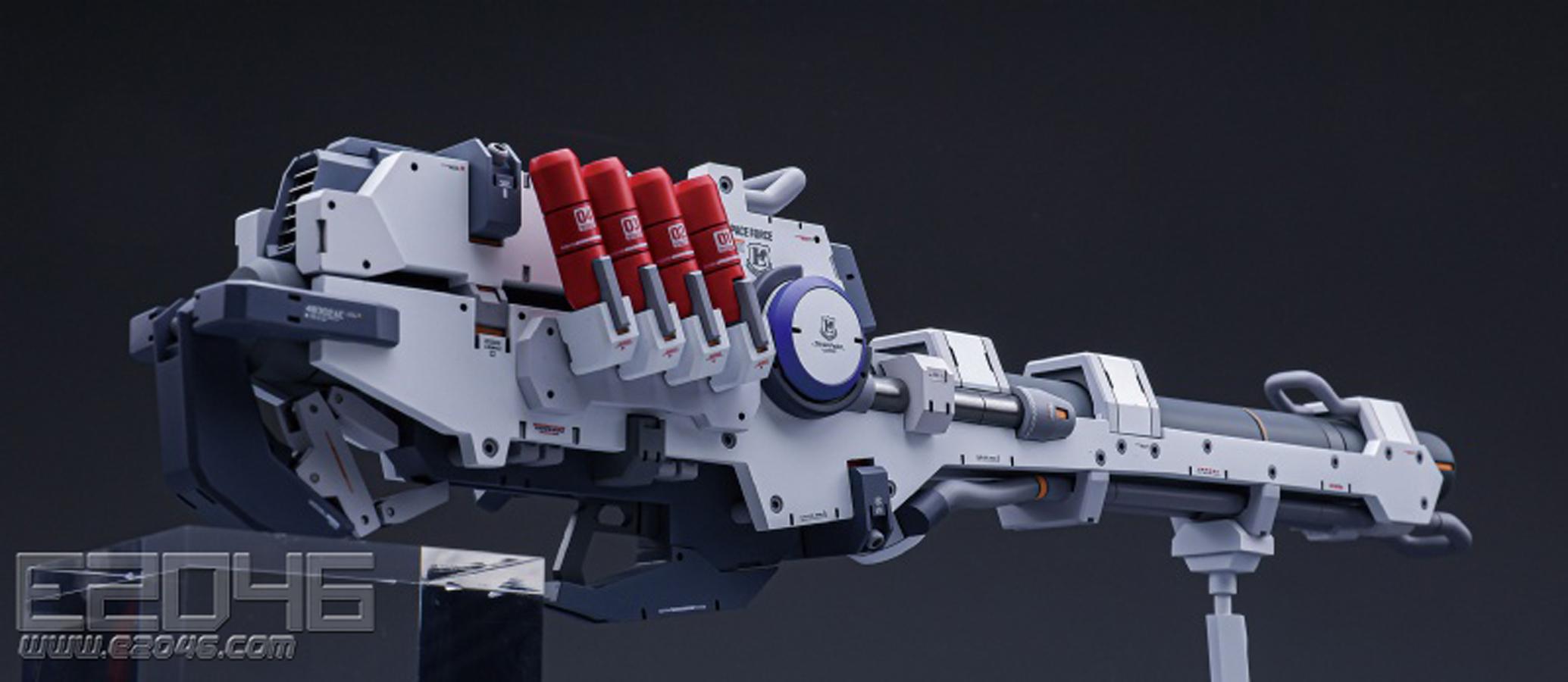 Hyper MEGA Bazooka Launcher Comic Version
