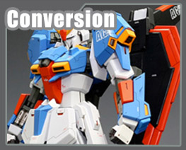 RT1841 1/100 MSZ-006 Zeta Gundam Conversion Parts