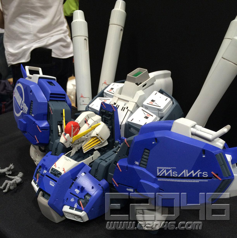 MSA-0011 S Gundam Bust