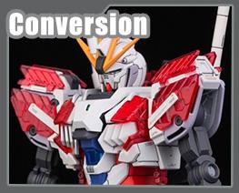 RT3688 1/144 RX-9 Narrative Gundam C-Packs Conversion Kit