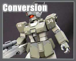 RT1790 1/144 RGM-79SP GM Sniper II Conversion Kit