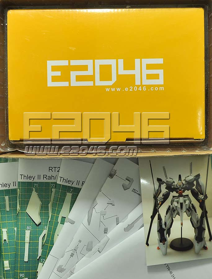 RX-124 Gundam TR-6  Hazel Thley II Rah