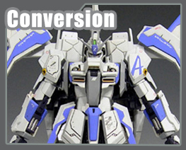 RT1589 1/100 MSZ-006-3A Zeta Gundam 3A Type Conversion Kit