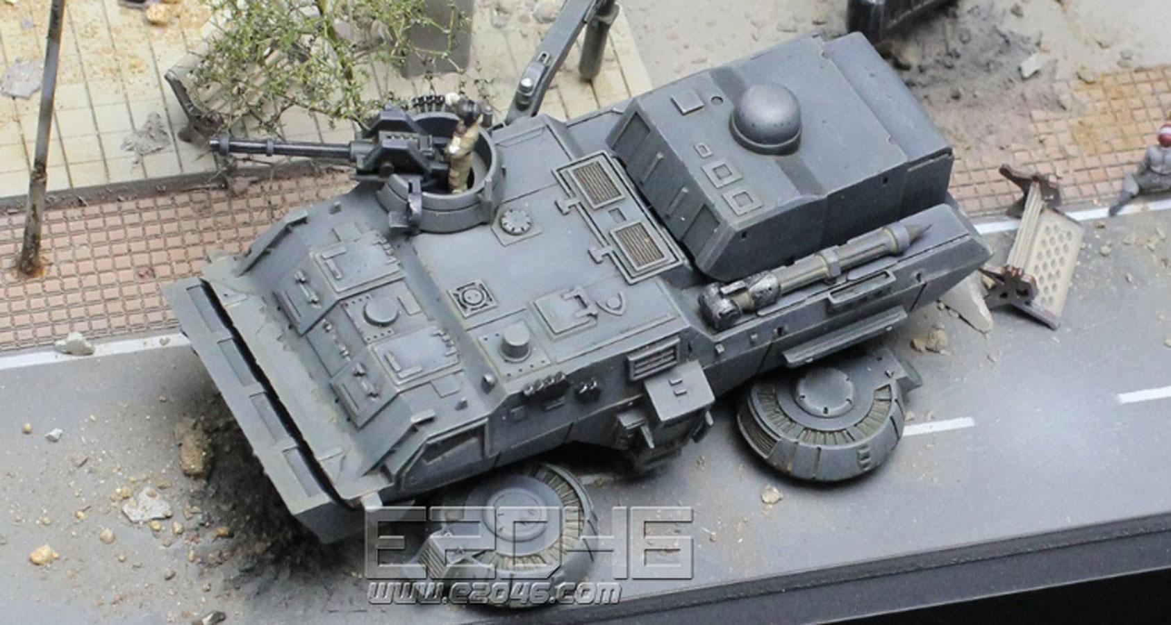 EFSE Reconnaissance Vehicle