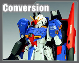 RT1657 1/100 MSZ-006 Z Gundam Conversion Parts