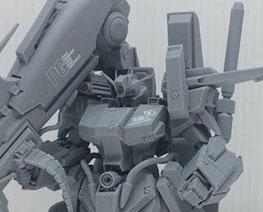 RT3354 1/144 FA-010A FAZZ Gundam
