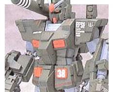 RT1155 1/100 MG FA-78 1.5 Full Armored Parts Set