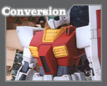 RT1483 1/100 RGM-79G GM II Conversion Parts