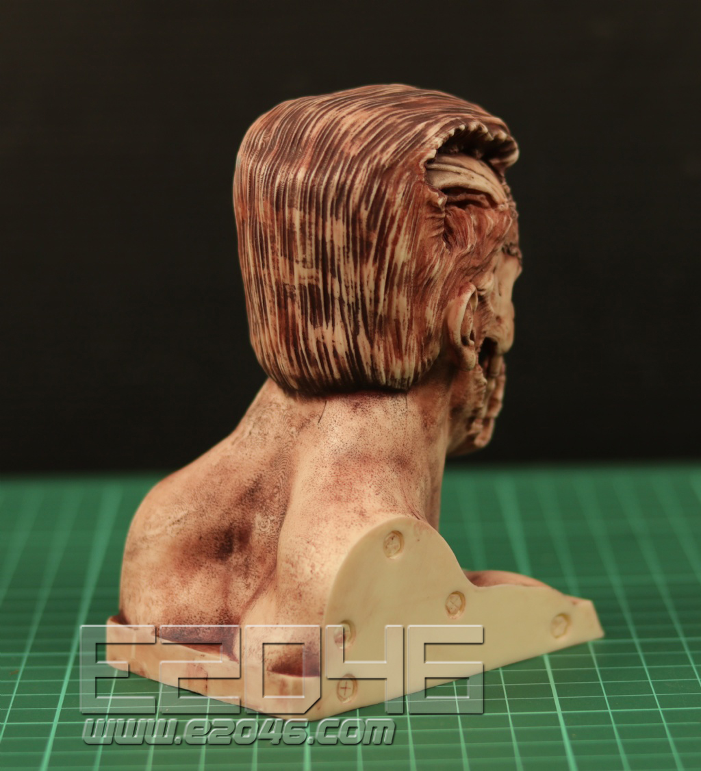 The Terminator T-800 Bust