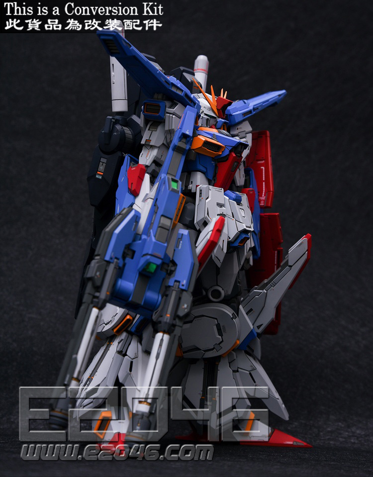 ZZ Gundam Conversion Kit