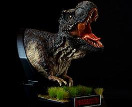 RT3273  Tyrannosaurus Bust