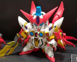 RT3154 SD Gaogaishin Reborns Gundam
