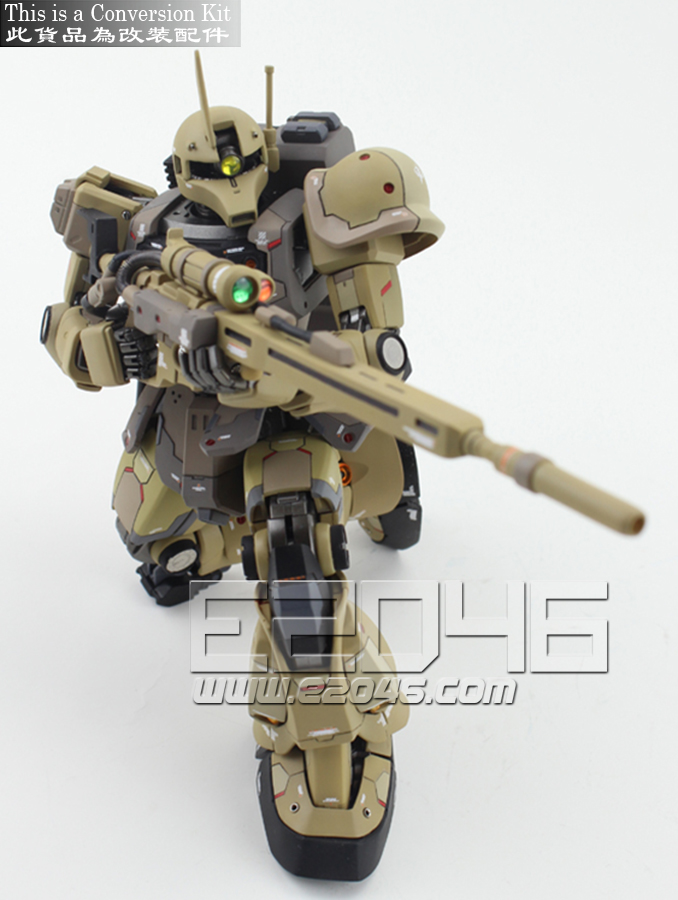 Zaku Sniper Type Conversion Kit