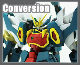 RT3225 1/100 Altron Gundam Conversion Kit