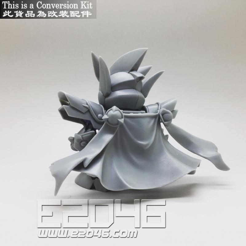 SD Kinght Sinning Gundam Conversion Kit