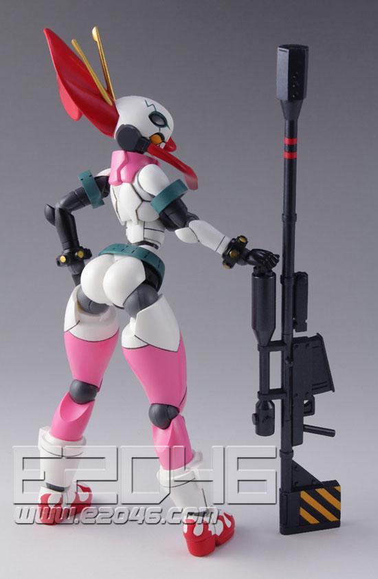 Yoko W Tank Version